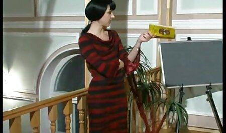Busty film amateur gratuit porno Babes Sophie Dee et Lisa Ann lèchent leur chatte et leurs culs!