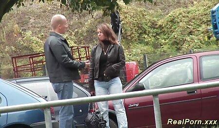 La fille du sud Kacy Lane reçoit une charge de sperme sur le visage film amateur x français
