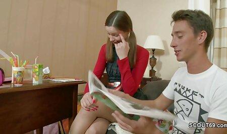 La film x amateur français BBW cubaine Angelina Castro donne à son instructeur une pipe bâclée!